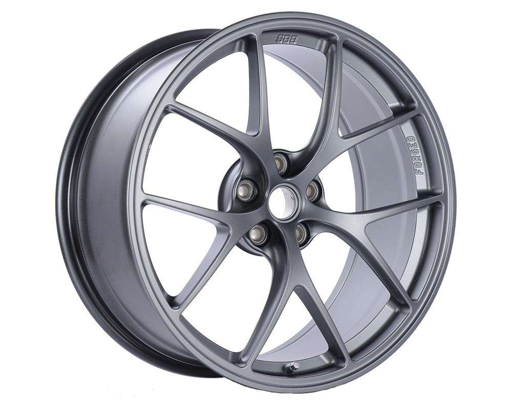 BBS FI Wheel 19x9.5 5x120 28mm Titanium FI021TI - FI021TI