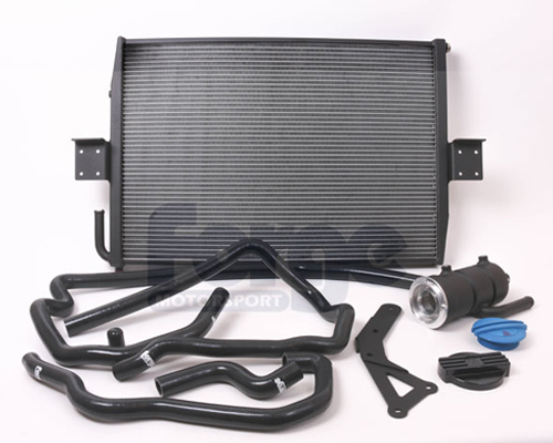 Forge Motorsport Chargecooler Radiator and Expansion Tank Upgrade Audi S5 3.0T 2015