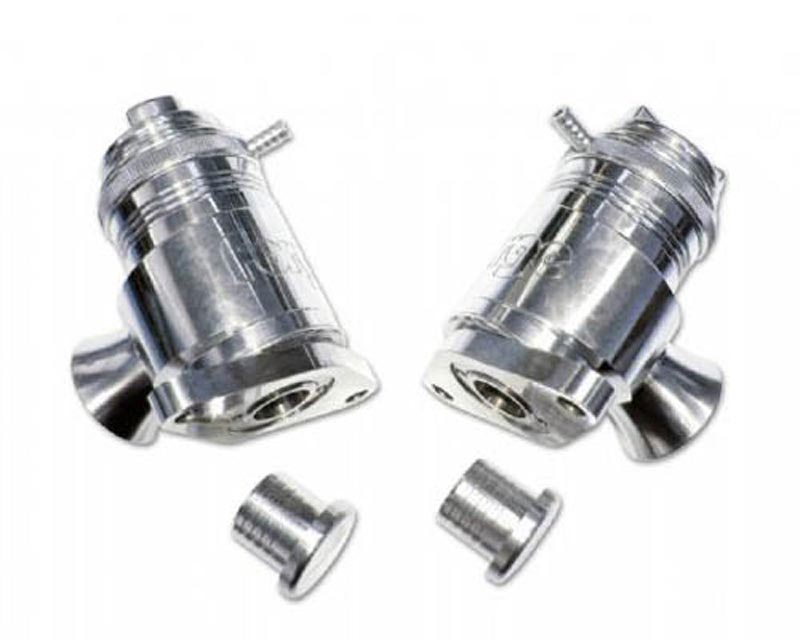 Forge Blow Off Valves Pair Nissan GT-R R35 09-17