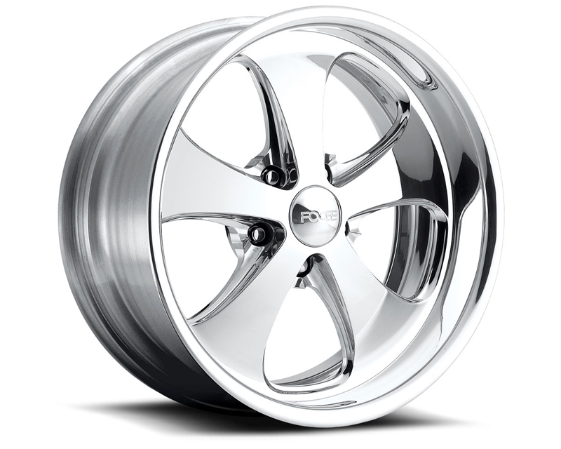 FOOSE Injector F211 Polished Wheel 18x9 5x127 +13mm - F2118907355