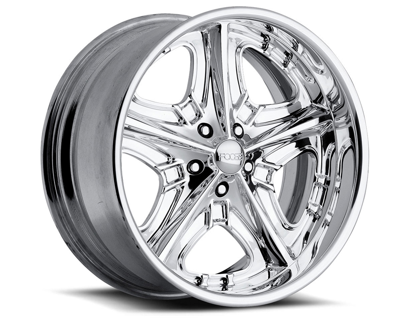 FOOSE Knight F220 Polished Wheel 20x10 5x127 -13mm - F2202107350
