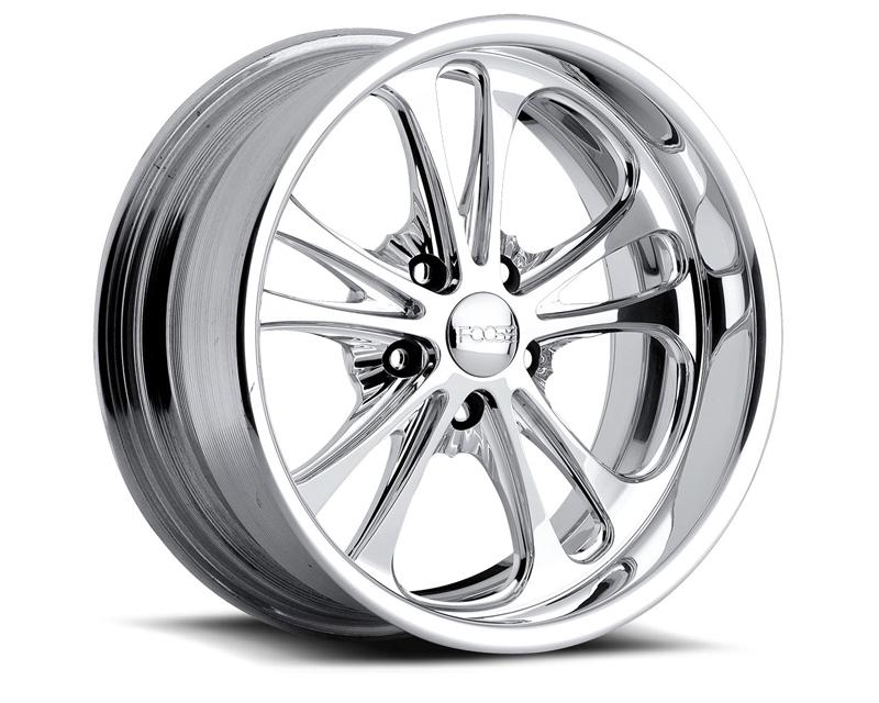 FOOSE Monterey F203 Polished Wheel 20x8.5 5x127 -6mm - F2032857345