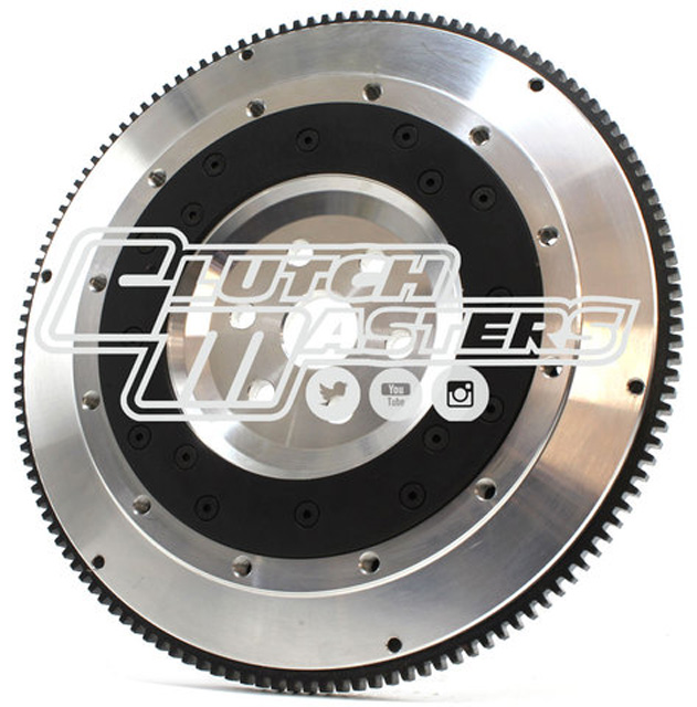 Clutch Masters 725 Series Aluminum Flywheel Ford Focus ZX3 2.0L ZeTec DOHC 00-04