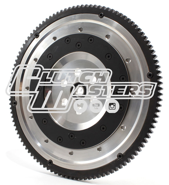 Clutch Masters 725 Series Aluminum Flywheel Honda Civic 1.5L SOHC 92-01