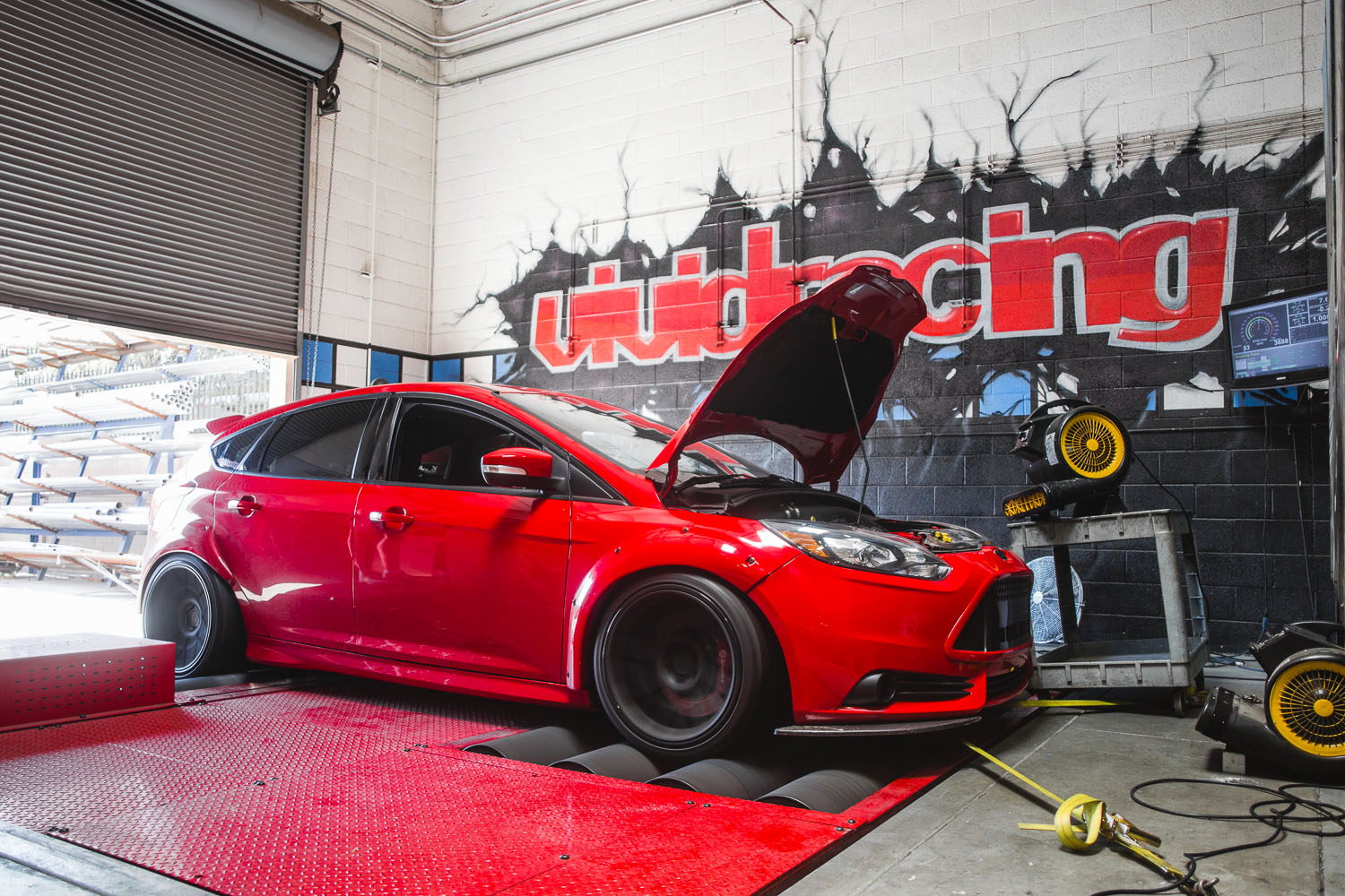 Vivid Racing Performance Package Upgrade Ford Focus ST 13-15