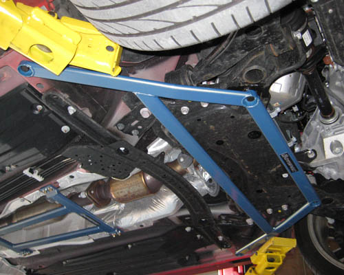 GTSPEC 4 Point Ladder Brace Mazda 3 10-14