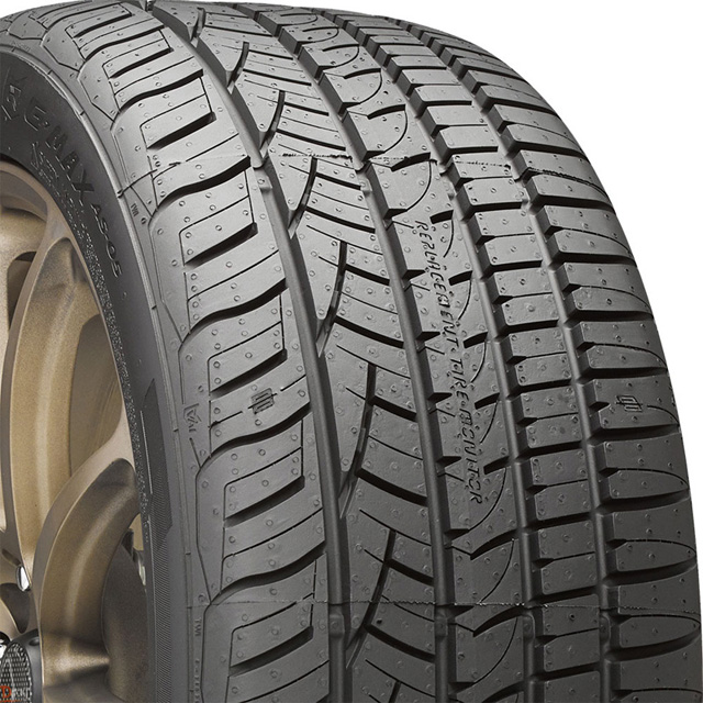General GMAX AS-05 Tire 215 /45 R18 93W XL BSW - DT-34780