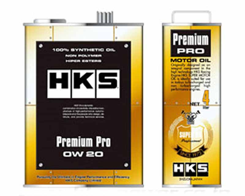 HKS 1 Liter Super Oil HR 0W-42