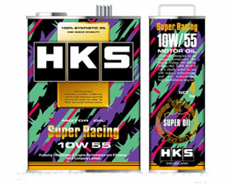 HKS 1 Liter Super Racing Oil 10W-45 - 52001-AK076