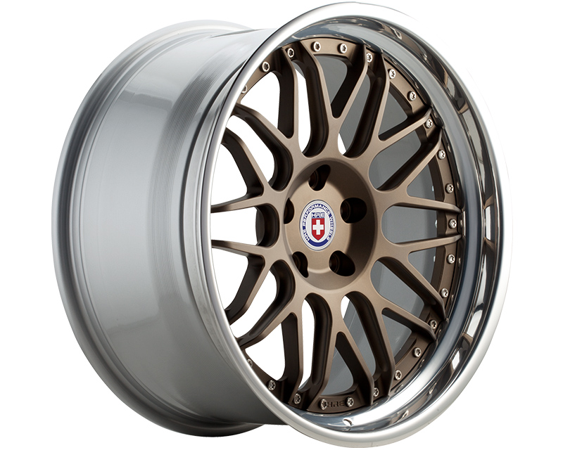 HRE C100 3-Piece 18 Inch Wheel