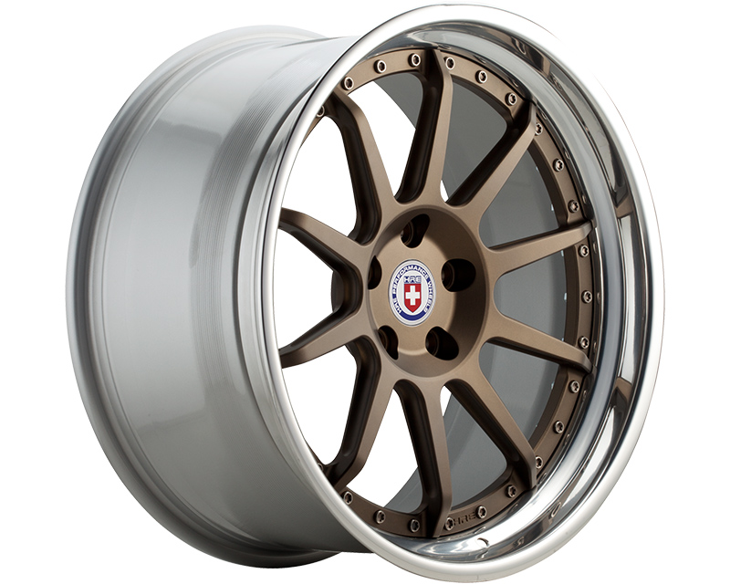 HRE C103 3-Piece 18 Inch Wheel