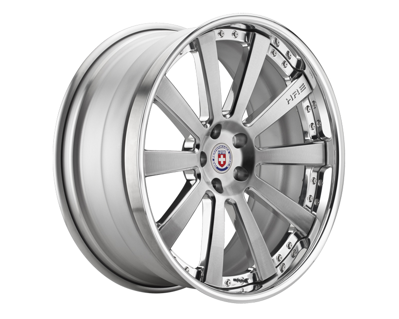 HRE 943RL Luxury 3-Piece Wheel 20 Inch