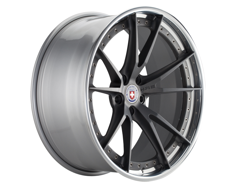 HRE S104 3-Piece 19 Inch Wheel
