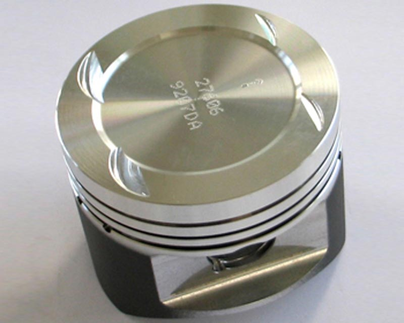 Wossner 1.6L 75.5mm 8:1 Pistons Honda Civic D16Y8 96-98