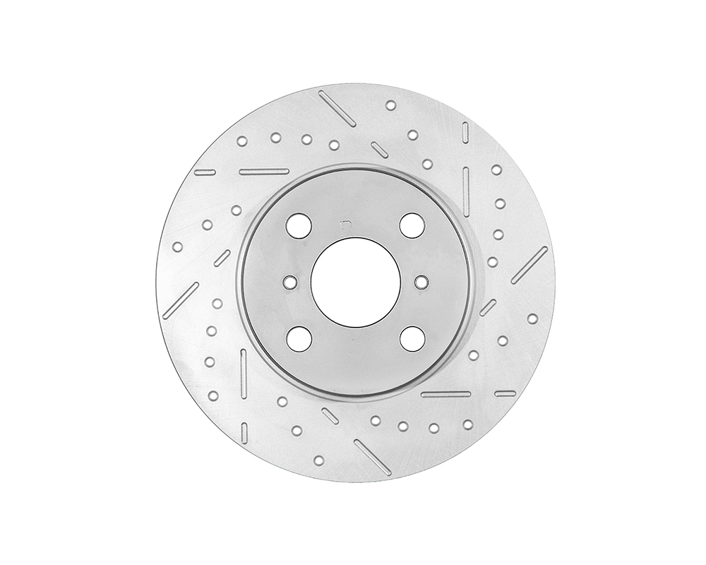 Ford Mustang w/o Brembo Brakes Brake Rotors 2011-2014 Ford Mustang w/o Brembo Brakes Front Single-Piece Steel Brake Rotors Remmen Brakes
