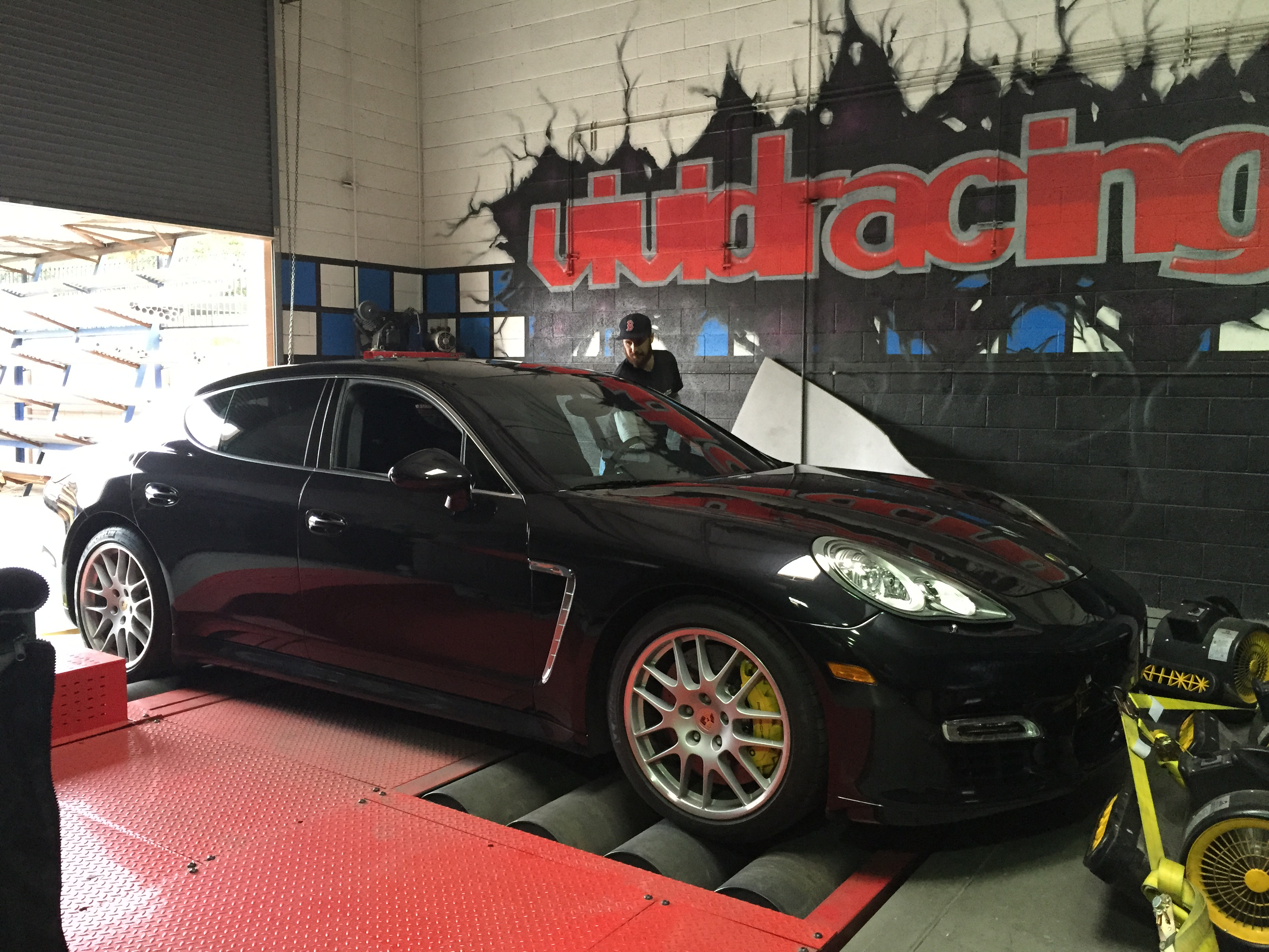 VR Tuned ECU Flash Tune Porsche 970 Panamera Turbo S 4.8 V8 570hp 14-17