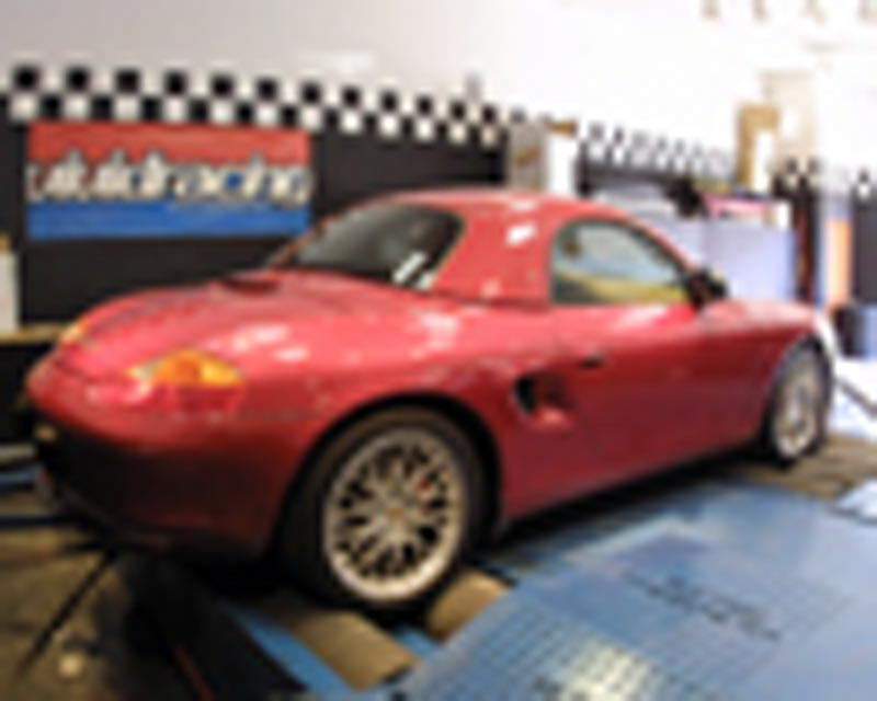 Vivid Racing Stage 2 Porsche 986 Boxster S 30HP Gain