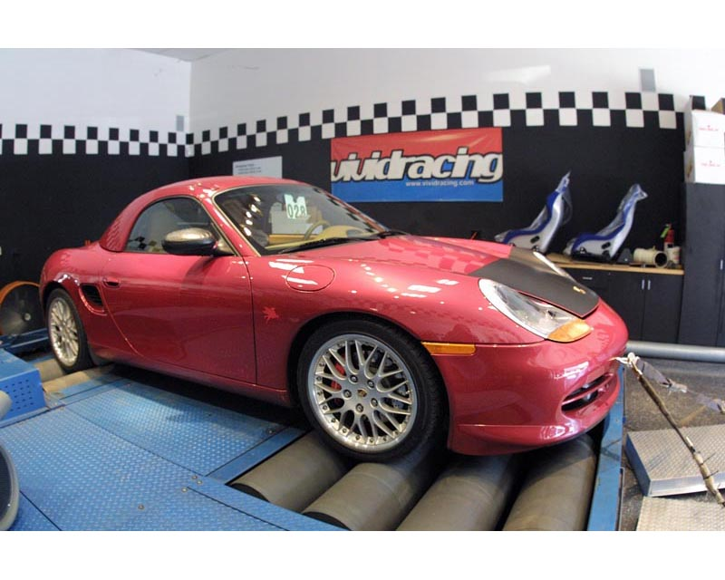 VR Tuned ECU Flash Tune Porsche 986 Boxster 2.7L 99-04