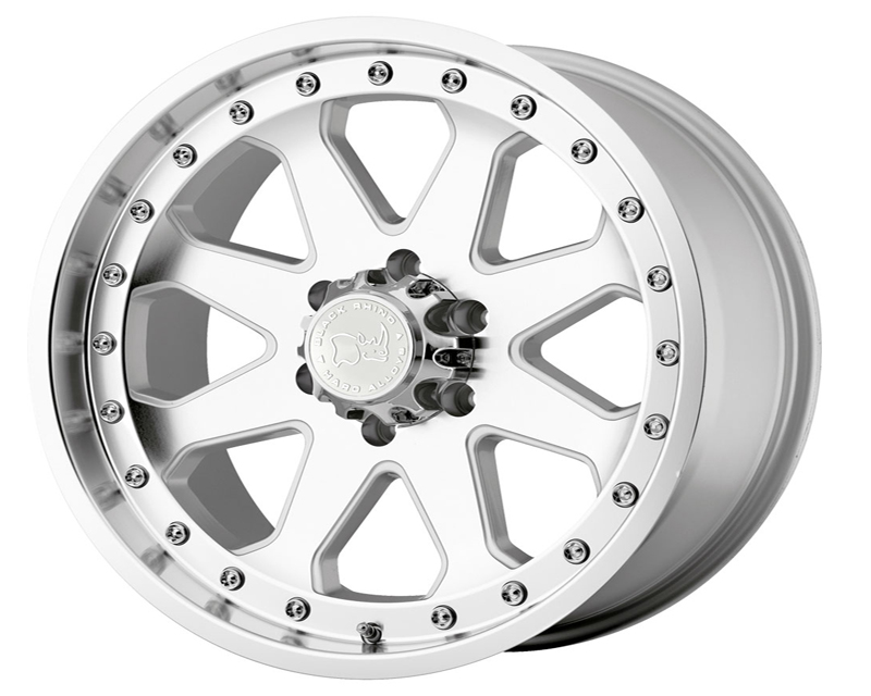 TSW Imperial Wheels 17X9 5-114.3 -12 Silver Machined Face