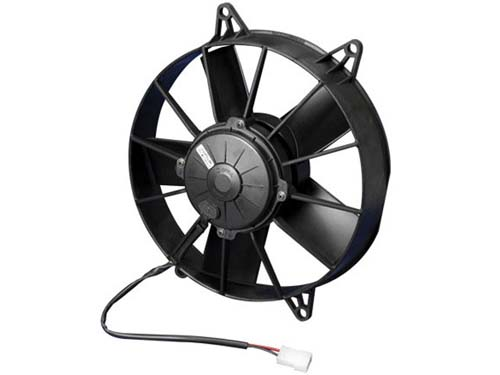 10Inch High Performance Fan / Push