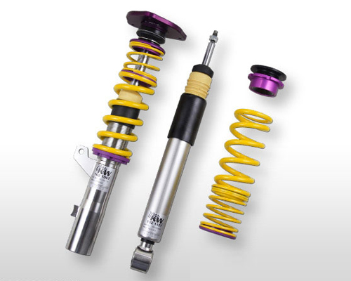 KW 2-Way Clubsport Coilovers with Mounts BMW 1-Series All 07+