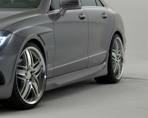 Lorinser Elite Left Side Skirt Mercedes-Benz CLS-Class 11-12