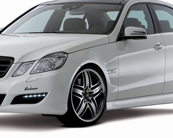Lorinser Elite Front Fender Set Mercedes-Benz E-Class 10-12