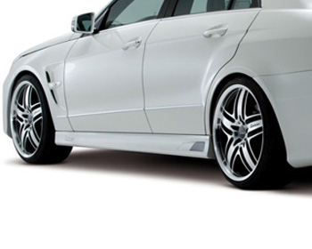 Lorinser Elite Left Side Skirt Mercedes-Benz E-Class Sedan 10-12