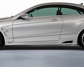Lorinser Elite Left Side Skirt Mercedes-Benz E350 / E550 Coupe 10-12