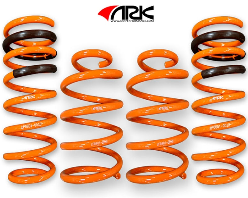 ARK GT-F Lowering Springs Chevrolet Camaro 10-14