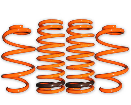 ARK GT-F Lowering Springs Honda Fit GD3 (USA Model) 07-08