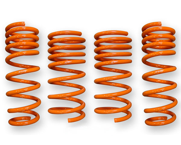 ARK GT-F Lowering Springs Infiniti G35 Coupe 03-06