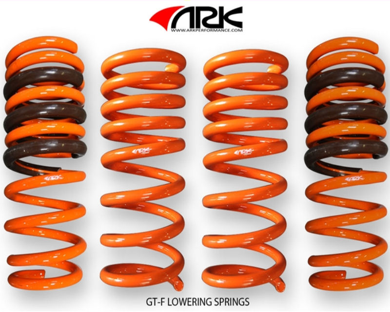 ARK GT-F Lowering Springs Infiniti G37 Sedan 09-14