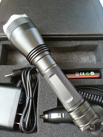 CREE 800 Lumen Flashlight Lifetime LED Lights - LLL-10w-800