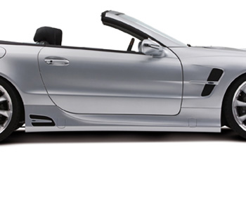Lorinser Elite Left Side Skirt Mercedes-Benz SL-Class 09-12