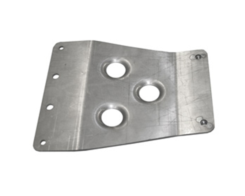 51-133031 Lonestar Racing | Front Upper A-Arm Plate Gusset