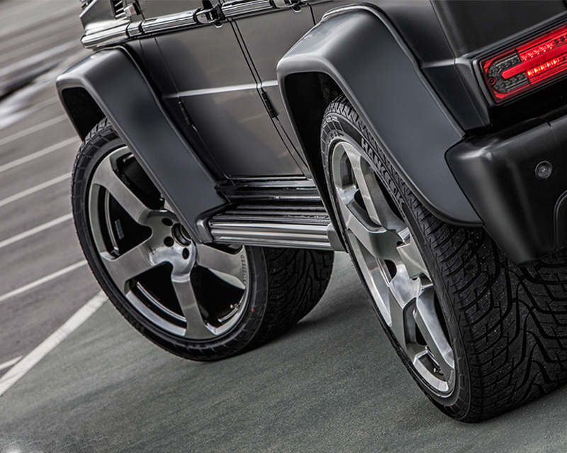 Prior Design Fender Flares Front And Rear Mercedes-Benz G-Class W463 91-15