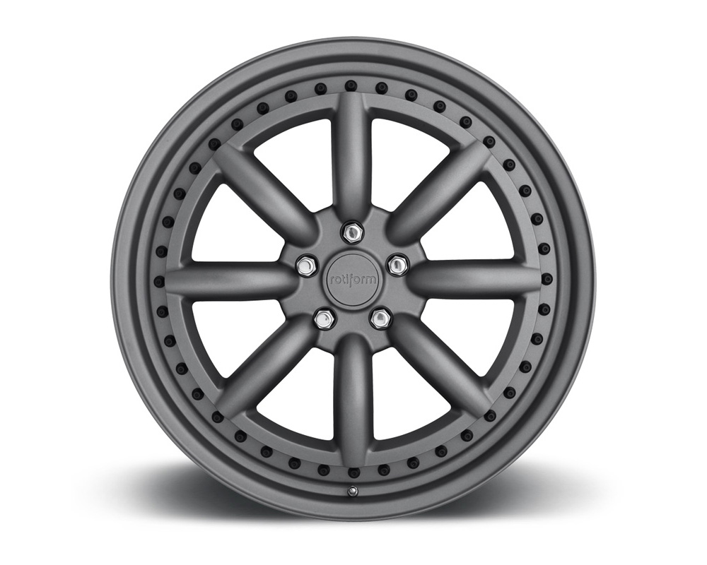 Rotiform MLW 3-Piece Forged Concave Center Wheels - MLW-3PCFORGED-CONCAVE