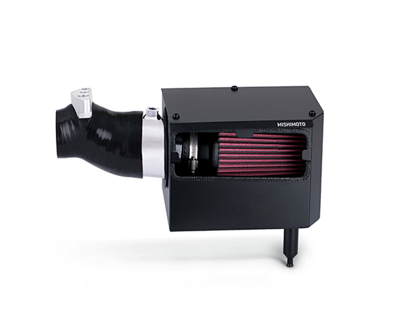 Mishimoto Performance Air Intake Mercedes-Benz CLA45 AMG 14-16