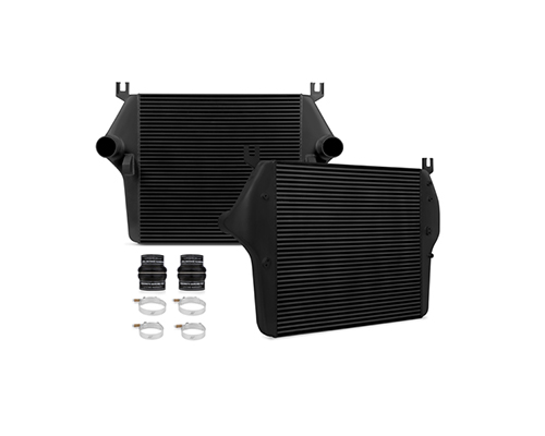Mishimoto Intercooler Black Ford F-450 6.4L Powerstroke 08-10