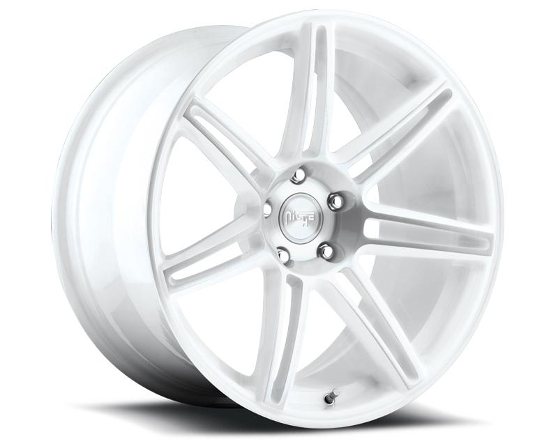 Niche Monotec Lucerne T56 22x12 Wheel - MONOLUCERNET562212