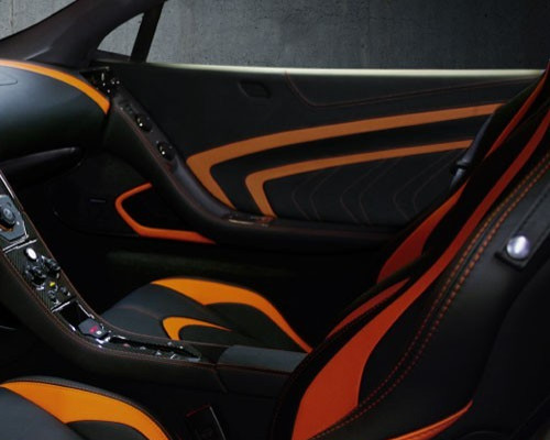 Mansory Carbon Fiber Door Panels McLaren MP4-12C 12-14