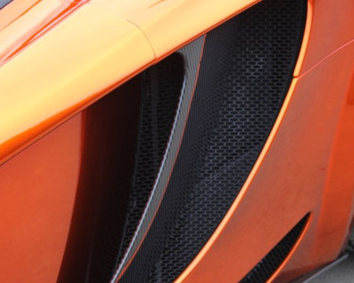 Mansory Carbon Fiber Aerodynamic Air Intake McLaren MP4-12C 12-14