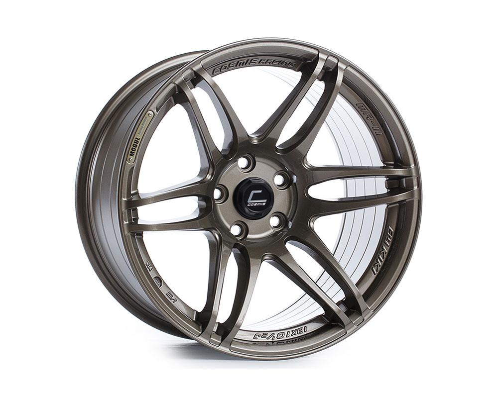 Cosmis Racing MRII Wheel 18x8.5 5x100 +22mm Bronze - MRII-1885-22-5x100-BR