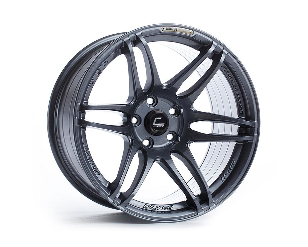 Cosmis Racing MRII Wheel 17x9 5x114.3 +10mm Gun Metal - MRII-1790-10-5x114.3-GM