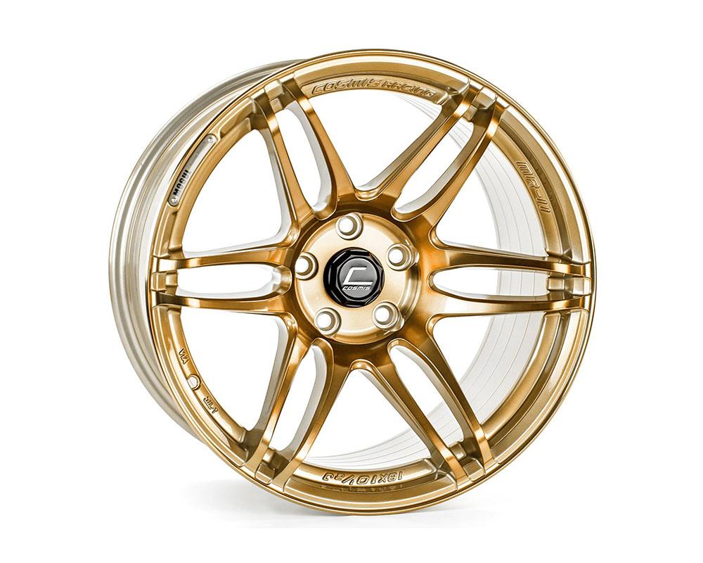 Cosmis Racing MRII Wheel 18x10.5 5x114.3 +20mm Hyper Bronze - MRII-18105-20-5x114.3-HBR