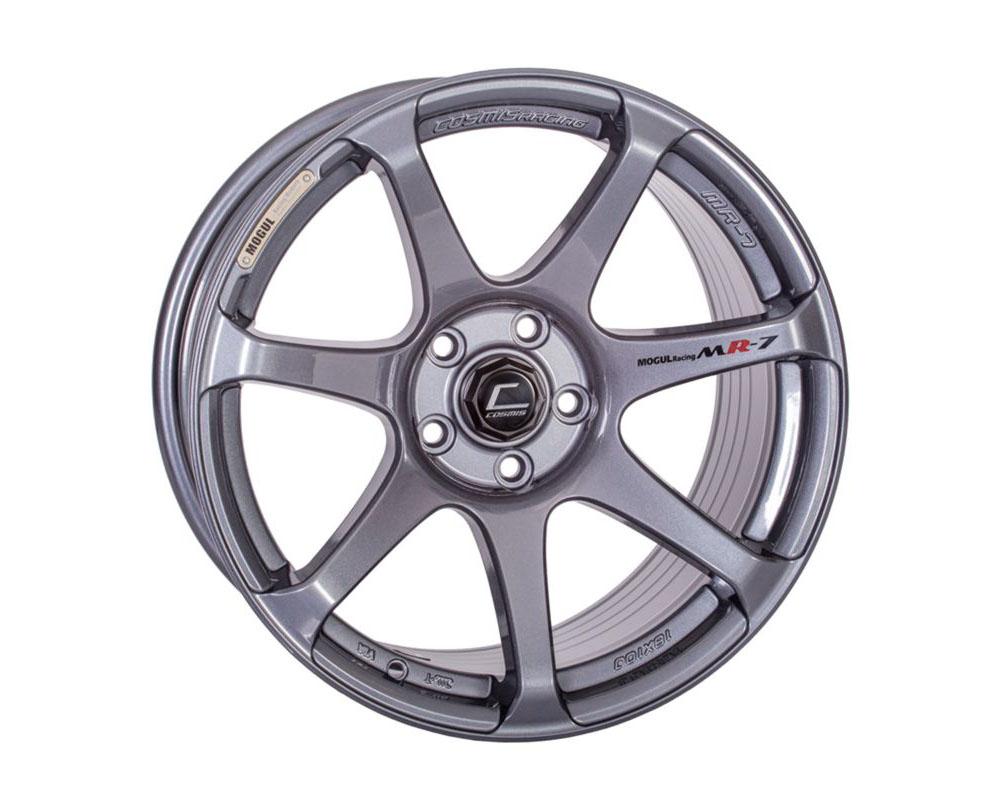 Cosmis Racing MR7 Wheel 18x9 5x114.3 +25mm Gun Metal - MR7-1890-25-5x114.3-GM