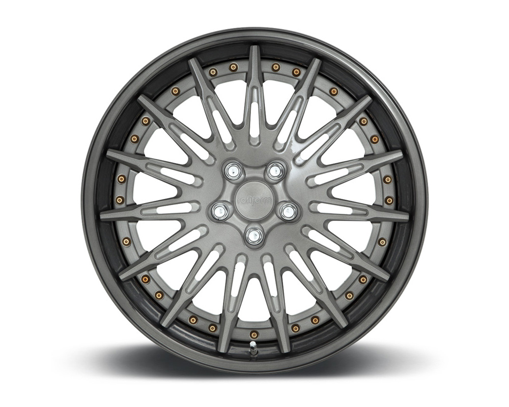 Rotiform NEK Forged Monoblock Wheels - NEK-FORGED-MONO