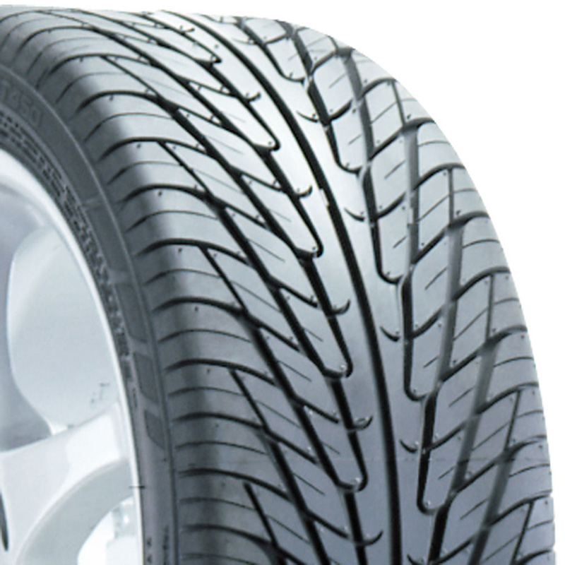 Nitto NT450 Tire P 205 /55 R15 87V SL BSW - 183200