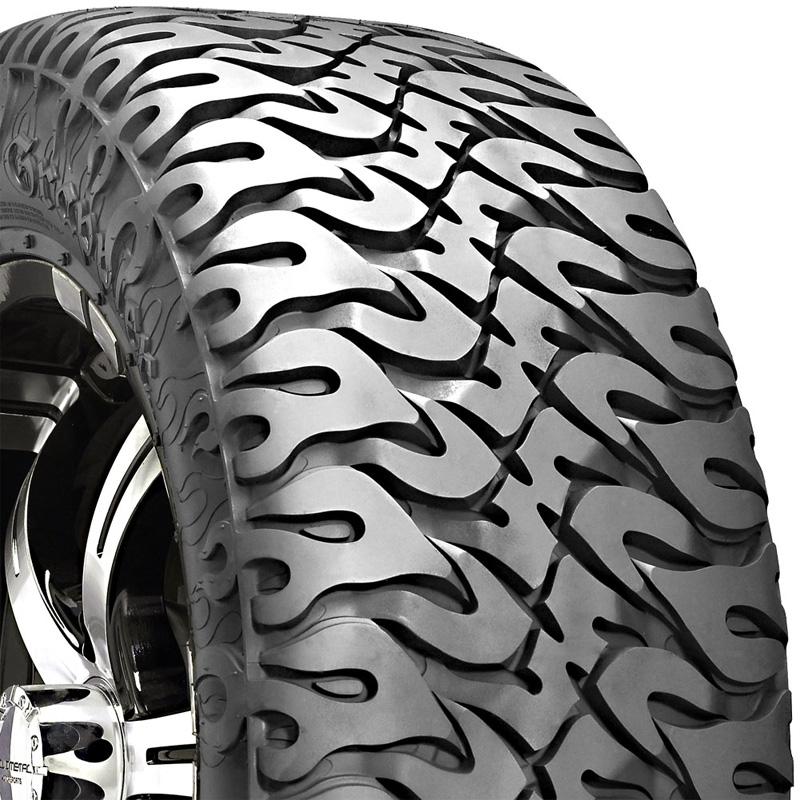 Nitto Dune Grappler Tire LT285 /65 R18 125R E1 BSW - DT-40382